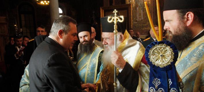 Ο Καμμένος διαχωρίζει τις θέσεις του: Είμαστε με την Εκκλησία στο θέμα των Θρησκευτικών