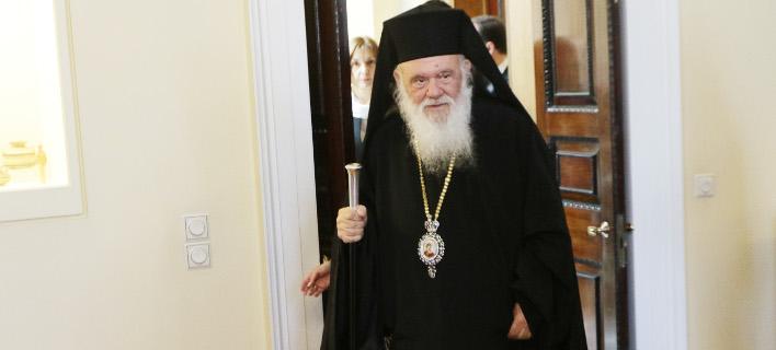 Αρχιεπίσκοπος Ιερώνυμος/Φωτογραφία: Eurokinissi