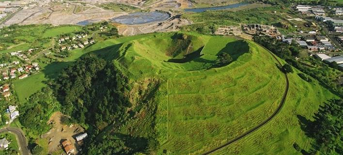 Οκλαντ: Η πόλη των ηφαιστείων που κάθεται πάνω σε... αναμμένα κάρβουνα
