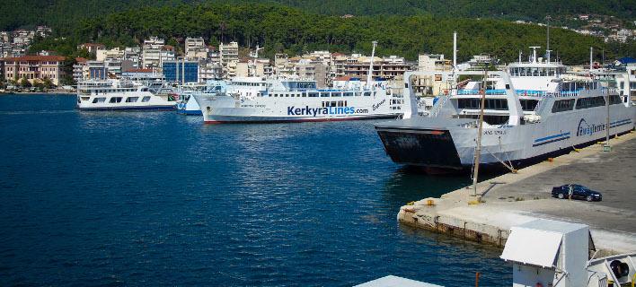 Τον συνέλαβαν στο λιμάνι της Ηγουμενίτσας/ Φωτογραφία αρχείου: EUROKINISSI- ΓΙΩΡΓΟΣ ΚΟΝΤΑΡΙΝΗΣ