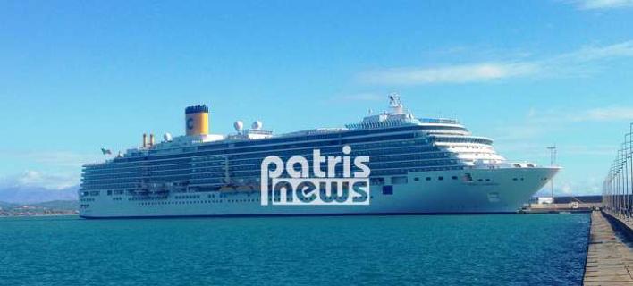 Ηλεία: Γερμανός τουρίστας πέθανε πάνω σε κρουαζιερόπλοιο, αφού γύρισε όλο τον κόσμο