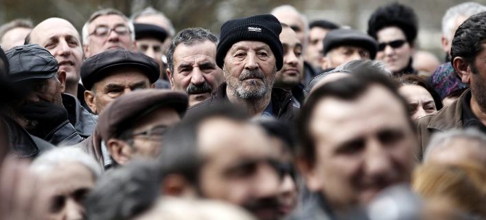 Με γρήγορους ρυθμούς γερνά ο ελληνικός πληθυσμός (Φωτογραφία: SOOC/ ΚΩΝΣΤΑΝΤΙΝΟΣ ΤΣΑΚΑΛΙΔΗΣ)