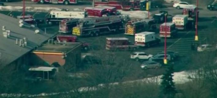 ΗΠΑ: Απολυμένος ο ένοπλος που άνοιξε πυρ σε εργοστάσιο -Σκότωσε 5 συναδέλφους του