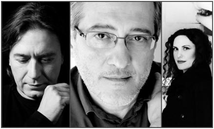 Στις 21:00 με ελεύθερη είσοδο αρχίζει η συναυλία των, Γιάννη Κότσιρα, Γιώργου Ανδρέου, Κορίνας Λεγάκη