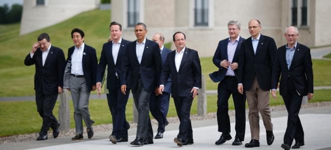 G8: Συμφωνία για μέτρα καταπολέμησης της φοροδιαφυγής