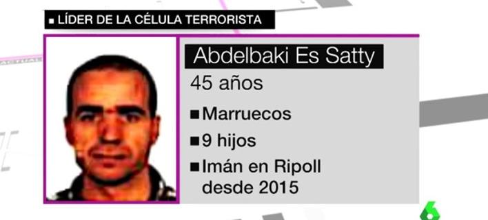 Επίθεση στη Βαρκελώνη: Ψάχνουν τις διασυνδέσεις του ιμάμη με τους τρομοκράτες των Βρυξελλών
