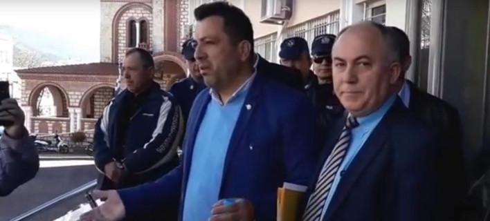 Ξάνθη: Ελεύθερος ο ιμάμης με τα όπλα -Παραπέμφθηκε σε προκαταρκτική εξέταση [βίντεο]