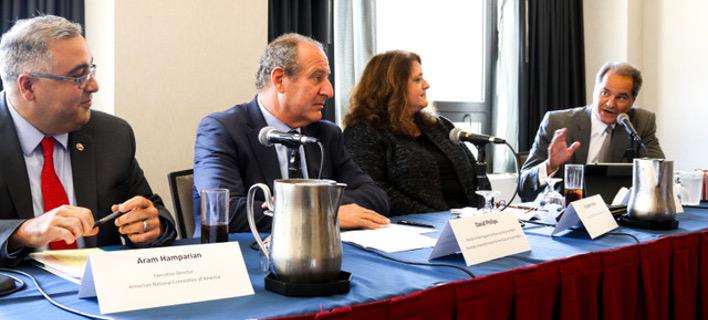 Πρωτοβουλίες του AJC και του HALC, Φωτογραφία: ΑΠΕ-ΜΠΕ