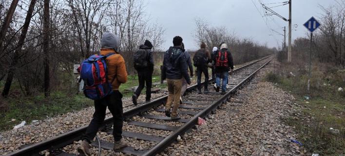 ΠΓΔΜ: Τρένο σκότωσε 14 μετανάστες που προσπαθούσαν να περάσουν τα σύνορα [εικόνες & βίντεο]