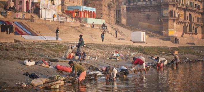 Πάνω από ένα εκατομμύριο άνθρωποι πεθαίνουν στην Ινδία κάθε χρόνο εξαιτίας της μόλυνσης -Φωτογραφία: Shutterstock