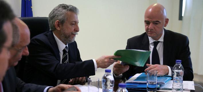 Τέλος το Grexit για το ελληνικό ποδόσφαιρο – Η επιστολή της UEFA στον Κοντονή