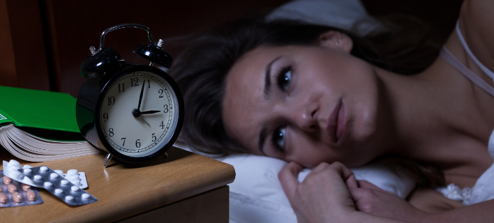 Η αϋπνία αυξάνει τον κίνδυνο εμφάνισης Αλτσχάιμερ, Φωτογραφία: SHUTTERSTOCK