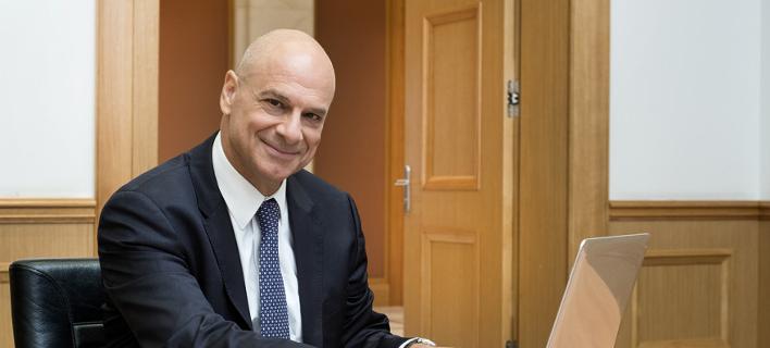 Ο Αναπληρωτής Διευθύνων Σύμβουλος της Eurobank Σταύρος Ιωάννου