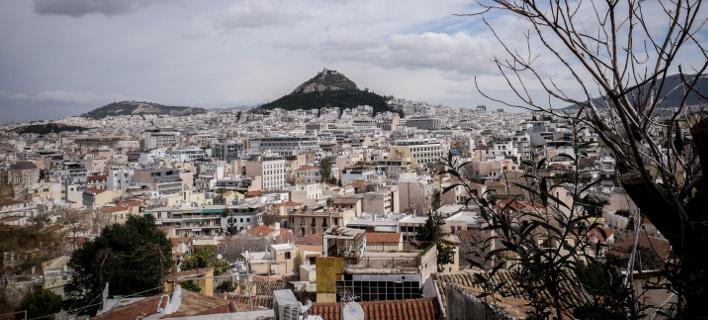 Συμφώνησαν τράπεζες – κυβέρνηση για το πλαίσιο προστασίας της α' κατοικίας (Φωτο: Eurokinissi)