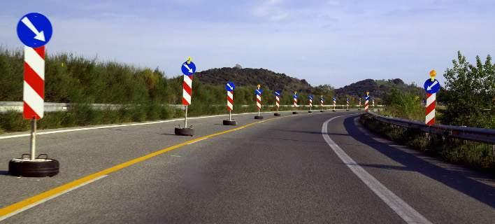 Κυκλοφοριακές ρυθμίσεις σήμερα στην Ιόνια Οδό, από Γαβρολίμνη έως Μεσολόγγι