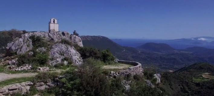 Λευκάδα: Το στολίδι του Ιονίου μέσα από τον φακό ενός βρετανικού συνεργείου [βίντεο]