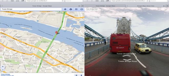 Έφτασε το Street View και για τους χρήστες iOS6
