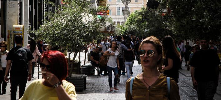 Οι φόροι είναι πολύ υψηλοί στην Ελλάδα/Φωτογραφία: Εurokinissi