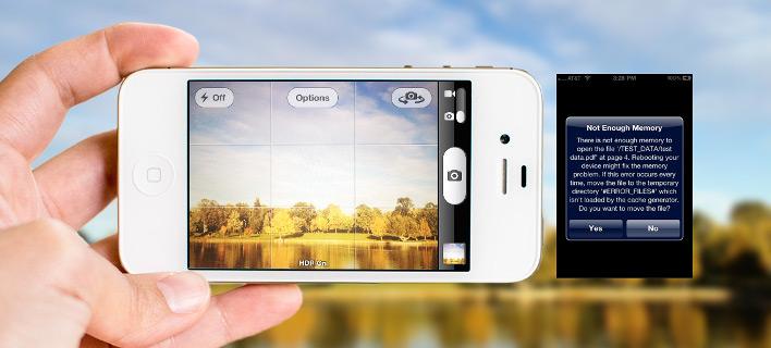 Το κόλπο που κάνει τη μνήμη του iPhone να μη γεμίζει ποτέ