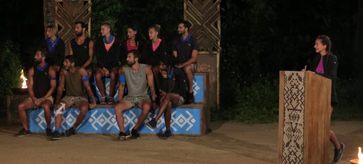 Survivor 2: Πώς κατέληξαν να είναι υποψήφιοι για αποχώρηση Αγόρου, Τεό και Νίκος Θωμάς [βίντεο]