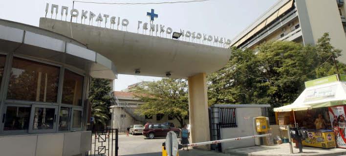 Ατύχημα στο ασανσέρ είχε γιατρός στο Ιπποκράτειο (Φωτο: ΜΟΤΙΟΝΤΕΑΜ)