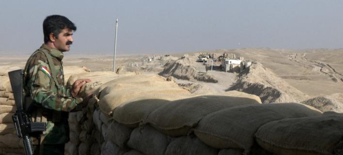 Ιράκ: Ιρακινός στρατός και Κούρδοι παίρνουν θέσεις μάχης