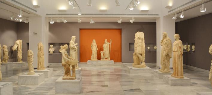 Φωτογραφίες: archaiologia.gr