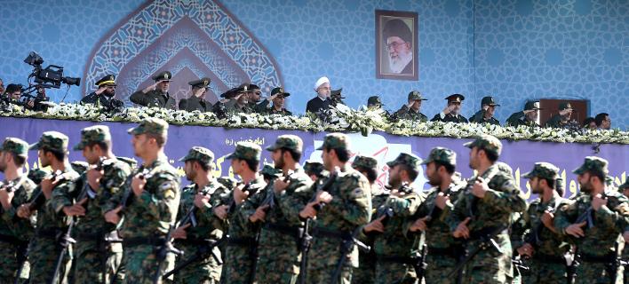 Νέες κυρώσεις επιβάλλει ο Τραμπ στο Ιράν – Στο στόχαστρο οι Φρουροί της Επανάστασης