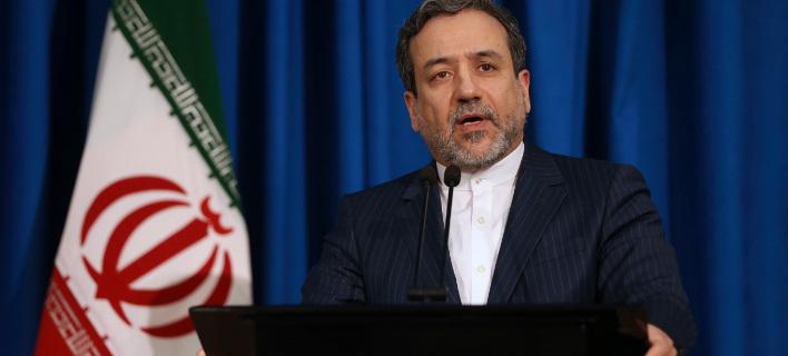 O αναπληρωτής υπουργός Εξωτερικών του Ιράν, Αμπάς Αρακτσί (Φωτογραφία: ΑΡ)