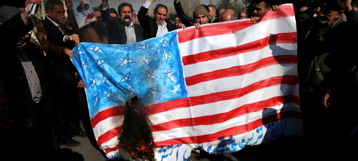 Το Ιράν απαγόρευσε τη διδασκαλία των Αγγλικών στα δημοτικά /Φωτογαφία: ΑΡ