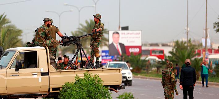 Απήχθησαν 14 Ιρανοί φρουροί/Φωτογραφία: AP