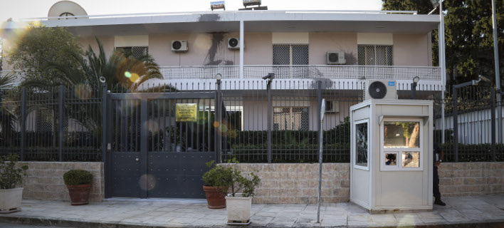 «Πάγωσε» η μετακίνηση του φρουρού της πρεσβείας του Ιράν (Φωτογραφία: EUROKINISSI/ΒΑΣΙΛΗΣ ΡΕΜΠΑΠΗΣ)