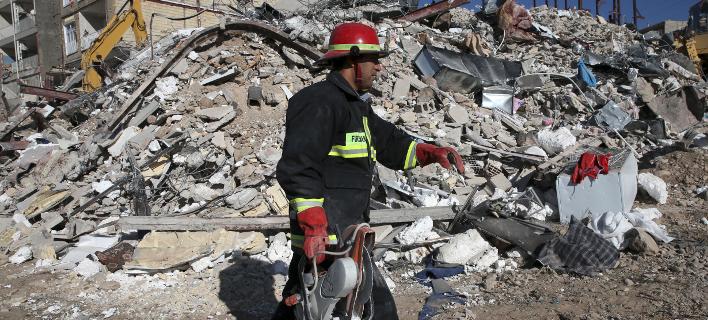 Σεισμός 5,9 ρίχτερ στο Ιράν- Δεκάδες τραυματίες