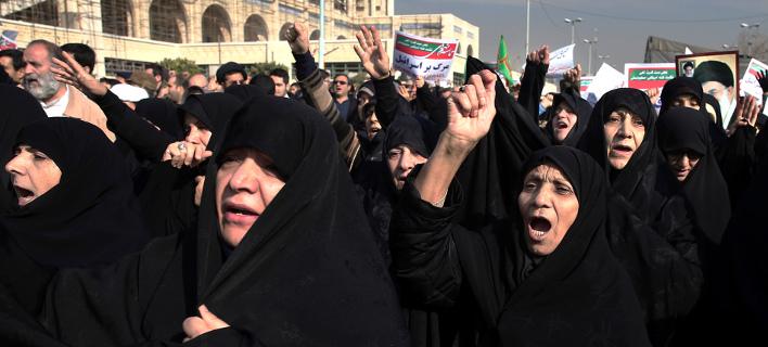 Φωτογραφία: AP Photo/Ebrahim Noroozi