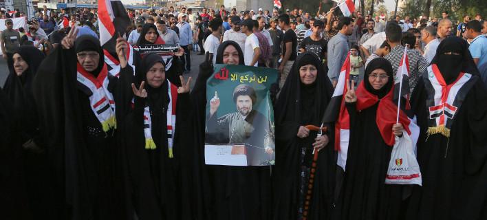 Εκκληση να προστατευθούν οι Γιαζίντι που κρατούνται όμηροι από τους τζιχαντιστές, απηύθυνε βουλευτής/ Φωτογραφία: Karim Kadim/ AP/ Αρχείο
