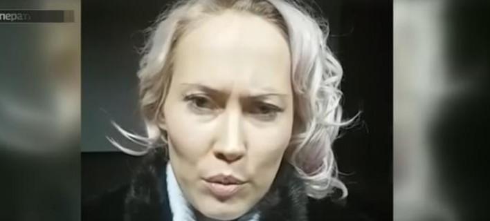 Η κατηγορούμενη Ιρίνα Γκλάντκιχ (Φωτογραφία: YouTube)
