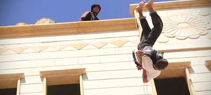Τα λαϊκά δικαστήρια του ISIS για τους ομοφυλόφιλους -Μάρτυρας εκτέλεσης περιγράφει και προκαλεί φρίκη [εικόνες]