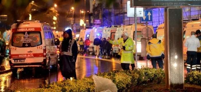 Εκτακτο: Το Ισλαμικό Κράτος ανέλαβε την ευθύνη για το μακελειό στην Κωνσταντινούπολη