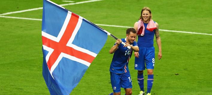 Ο Ισλανδός σπίκερ ουρλιάζει στα όρια της... λιποθυμίας στο γκολ της νίκης [βίντεο]