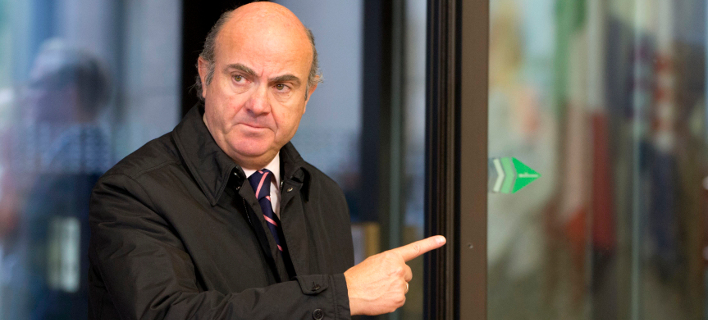 Ισπανός υπουργός Οικονομικών, Φωτογραφία: AP