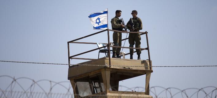Ισραήλ στρατιώτες/ Φωτογραφία αρχείου AP images