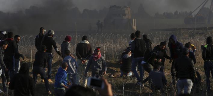 Φόβος για κλιμάκωση στη Μ. Ανατολή (Φωτογραφία: AP/ Adel Hana)