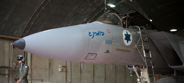 Συλλυπητήρια του αρχηγού της Πολεμικής Αεροπορίας και της πρεσβείας του Ισραήλ για τον θάνατο του Μπαλταδώρου