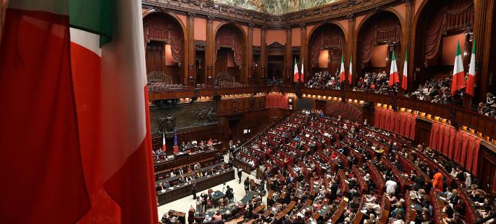 Η ιταλική βουλή θα πρέπει να επικυρώσει τη συμφωνία CETA για να ισχύσει/Φωτογραφία: ΑΡ