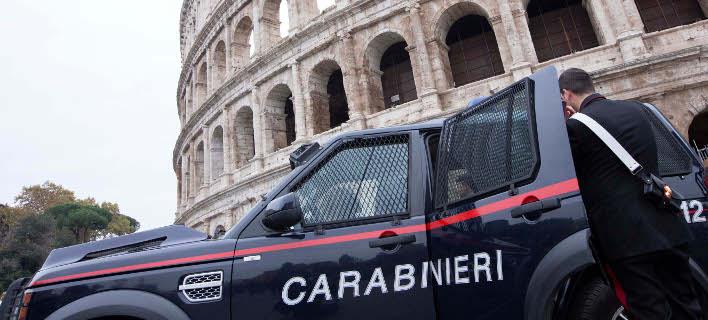 αστυνομία στην Ιταλία/Φωτογραφία: AP
