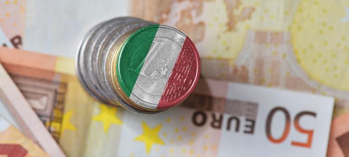 Ευρώ-Ιταλία/Φωτογραφία: SHUTTERSTOCK