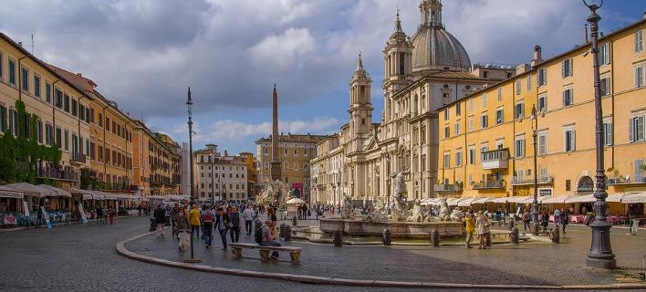 Η ιταλική πρωτεύουσα/Φωτγοραφία: Pixabay