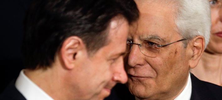 Τα πρώτα σημάδια της νέας ιταλικής κυβέρνησης δεν είναι ενθαρρυντικά για τους μετανάστες/Φωτογραφία: Eurokinissi