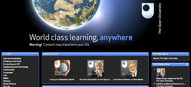 Ενα δισ downloads για την εκπαιδευτική εφαρμογή iTunesU της Apple