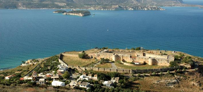 Φρούριο Ιτζεδίν/Φωτογραφία: cretanbeaches.com
